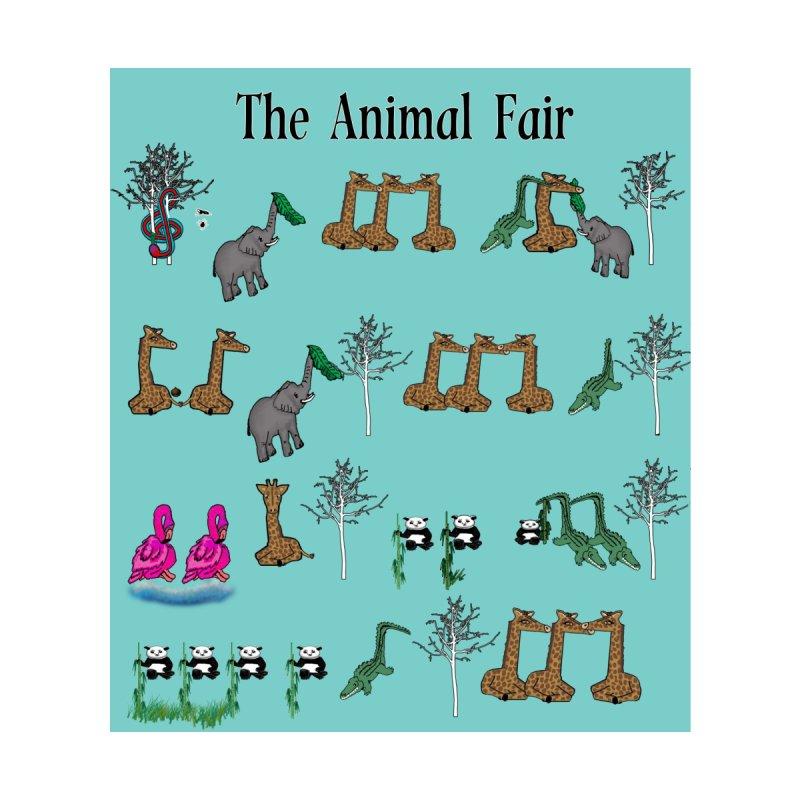 The Animal Fair by Bonnie Ferrante's Artist Shop