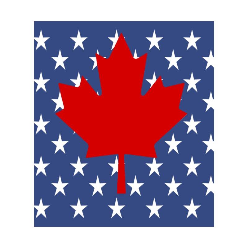 Canada USA allies 2 by Bonnie Ferrante's Artist Shop