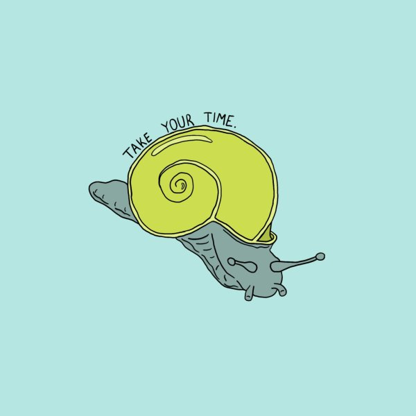 Design for A Snail's Pace