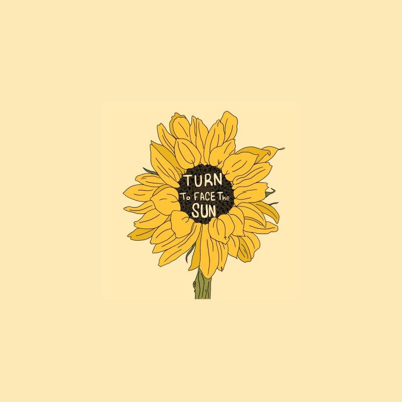 Sunflower Kids T-Shirt by BoogerQueen's Artist Shop