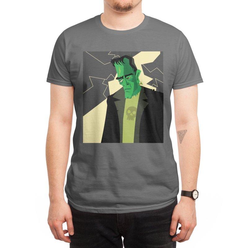 Frank Men's T-Shirt by BoohausDesigns's Artist Shop