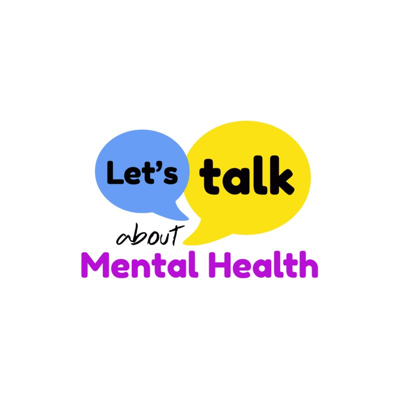 Let's Talk About Mental Health by BorderlineProject's Artist Shop