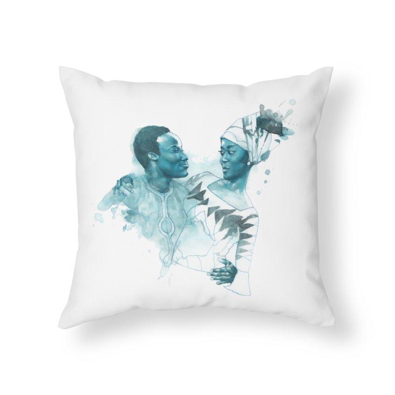 Maaaame Home Throw Pillow by BradGresham's Artist Shop