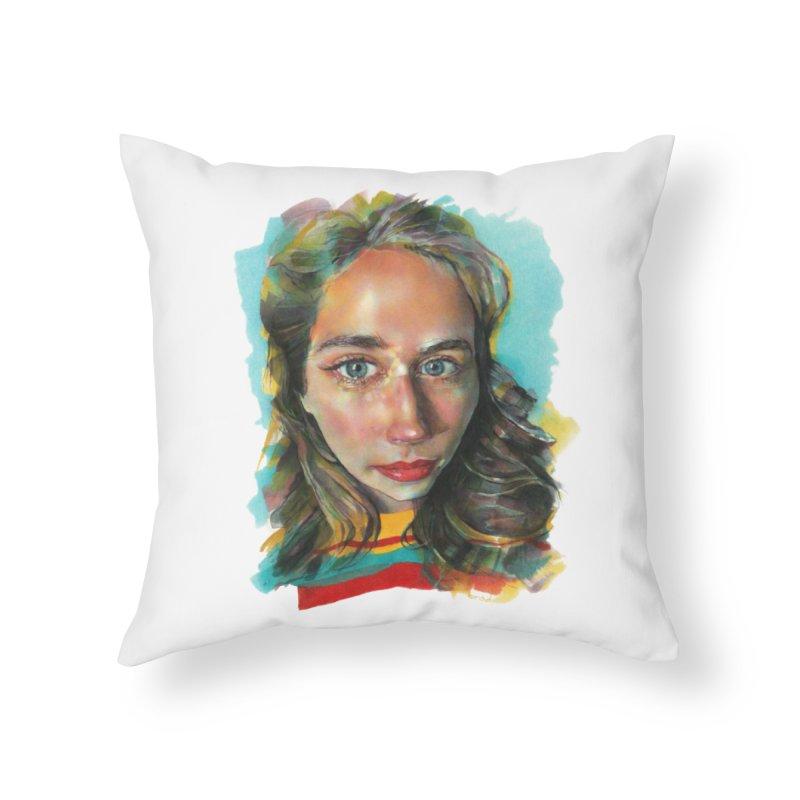 4-tacos Home Throw Pillow by BradGresham's Artist Shop