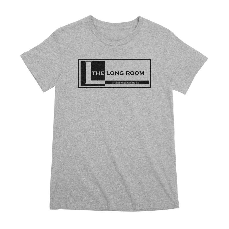 The Long Room Studio Design Women's T-Shirt by BradLong's Merch House