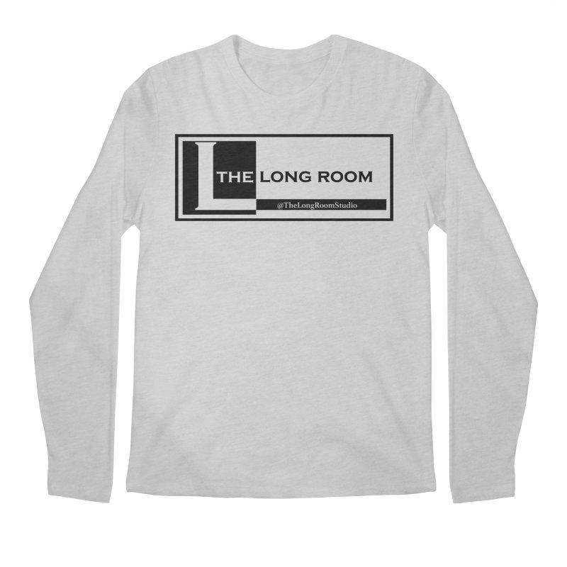 The Long Room Studio Design Men's Longsleeve T-Shirt by BradLong's Merch House