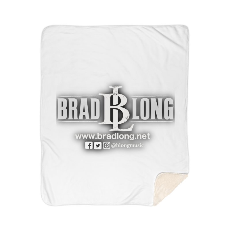 Brad Long Home Blanket by BradLong's Merch House
