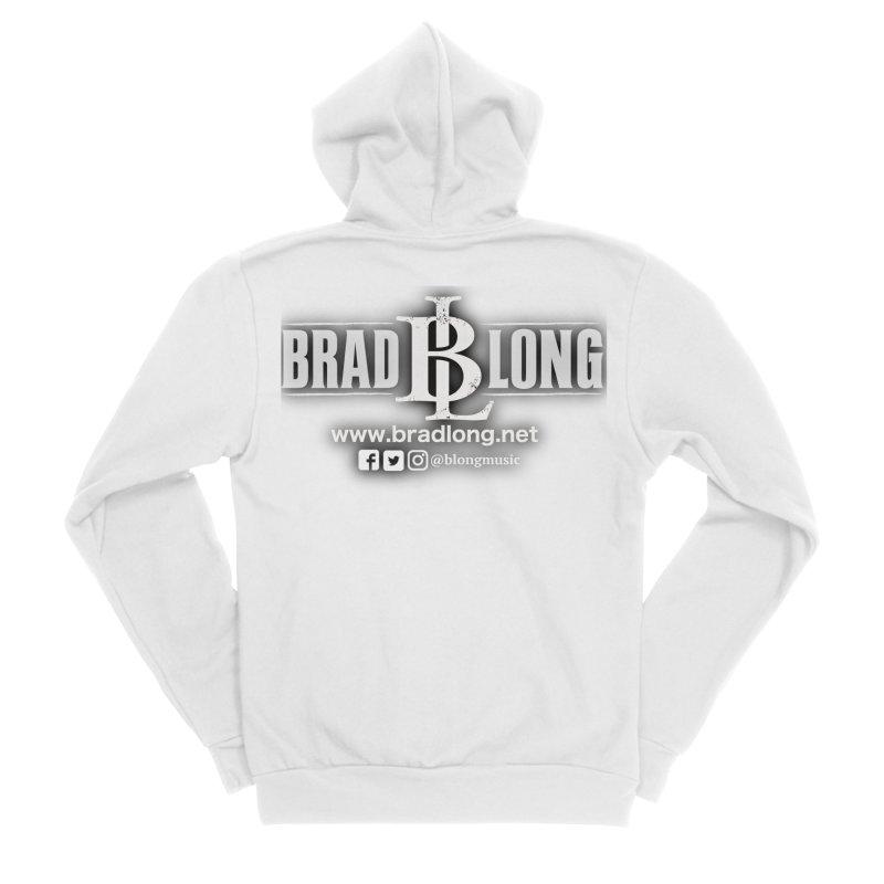 Brad Long Men's Zip-Up Hoody by BradLong's Merch House