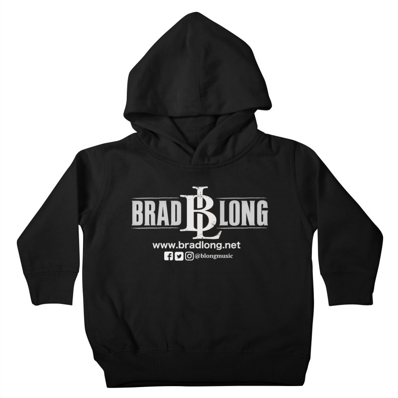 Brad Long Kids Toddler Pullover Hoody by BradLong's Merch House