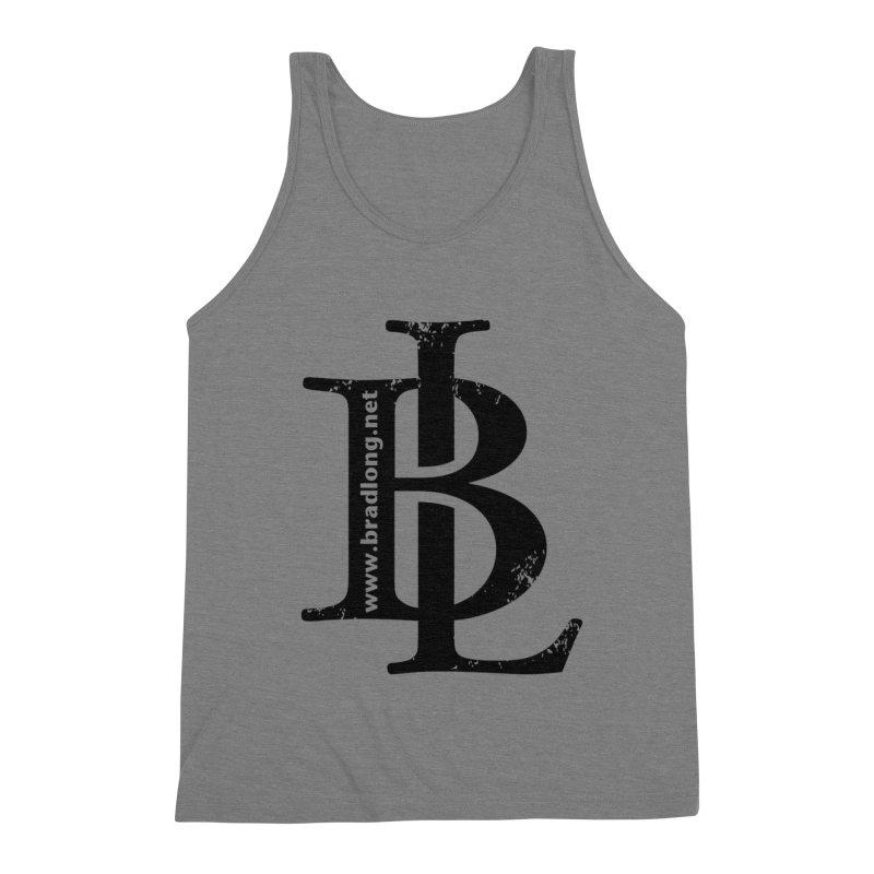 BL Logo(black) Men's Tank by BradLong's Merch House