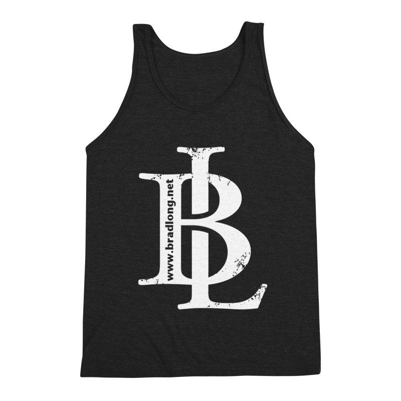 BL Logo(white) Men's Tank by BradLong's Merch House