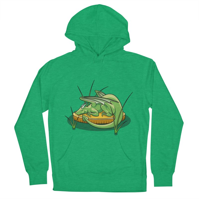 Draconis Minimis Men's Pullover Hoody by BrainMatter's Artist Shop