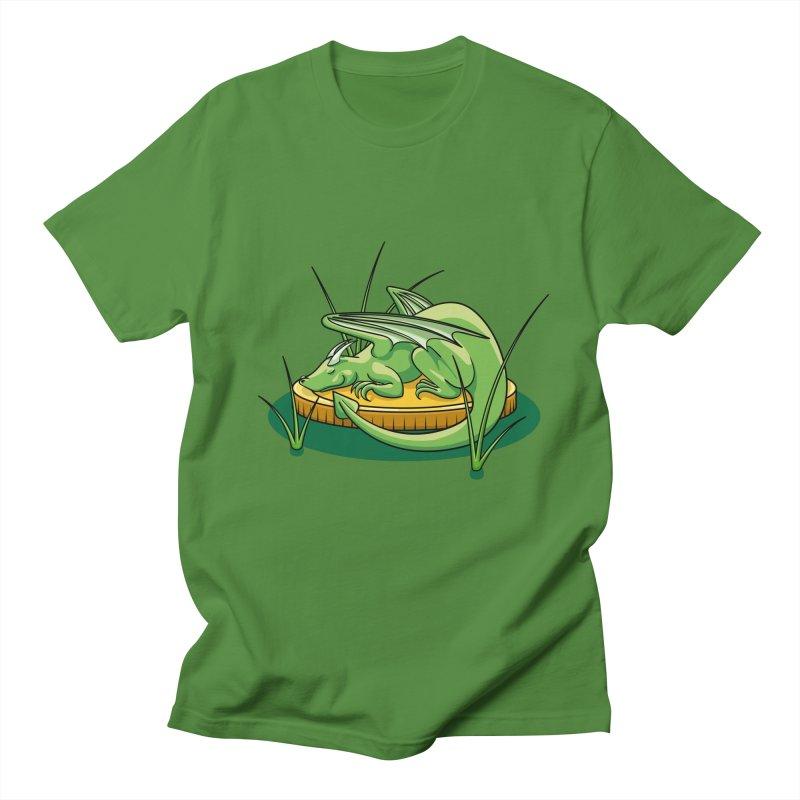 Draconis Minimis Men's T-shirt by BrainMatter's Artist Shop