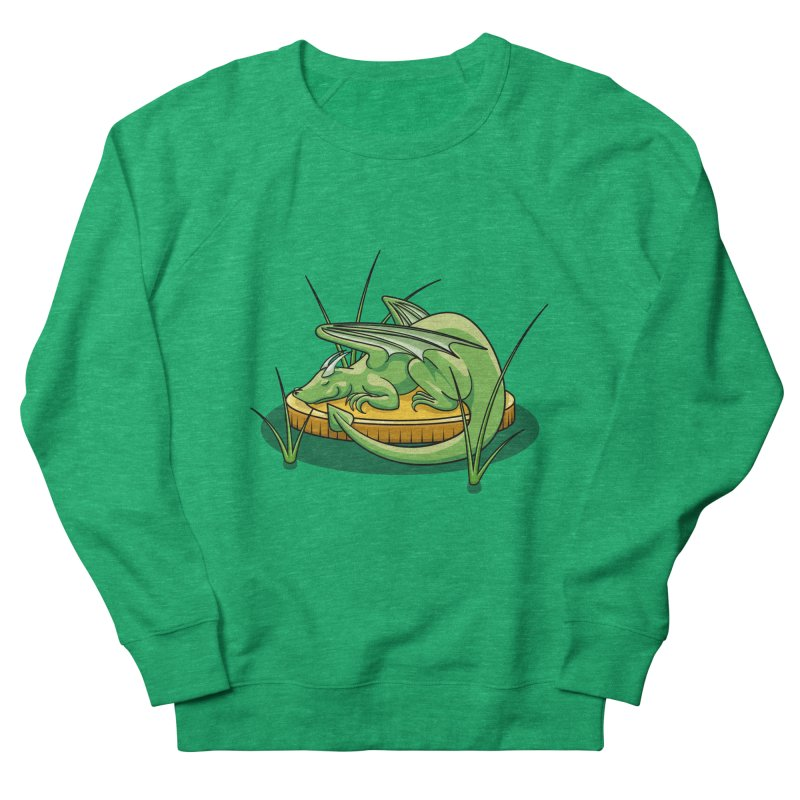 Draconis Minimis Men's Sweatshirt by BrainMatter's Artist Shop