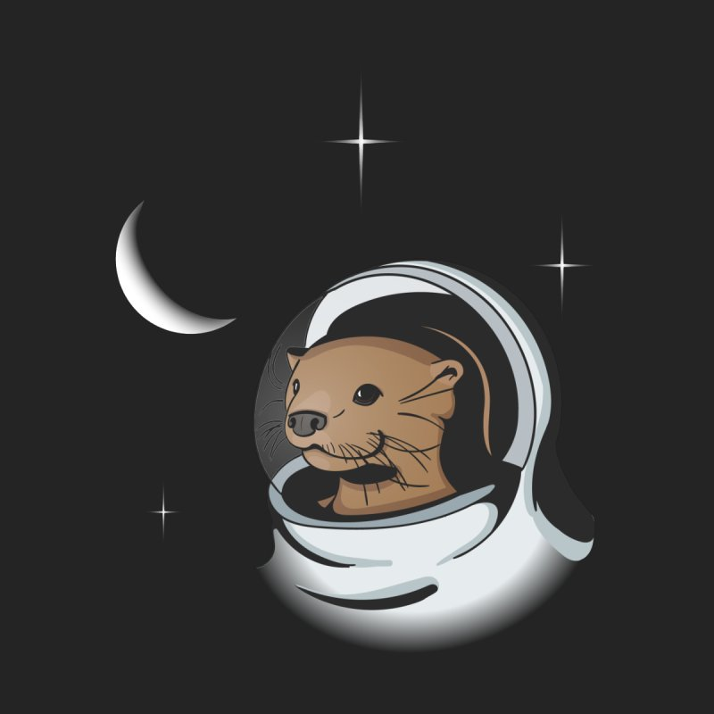 Otter Space by BrainMatter's Artist Shop