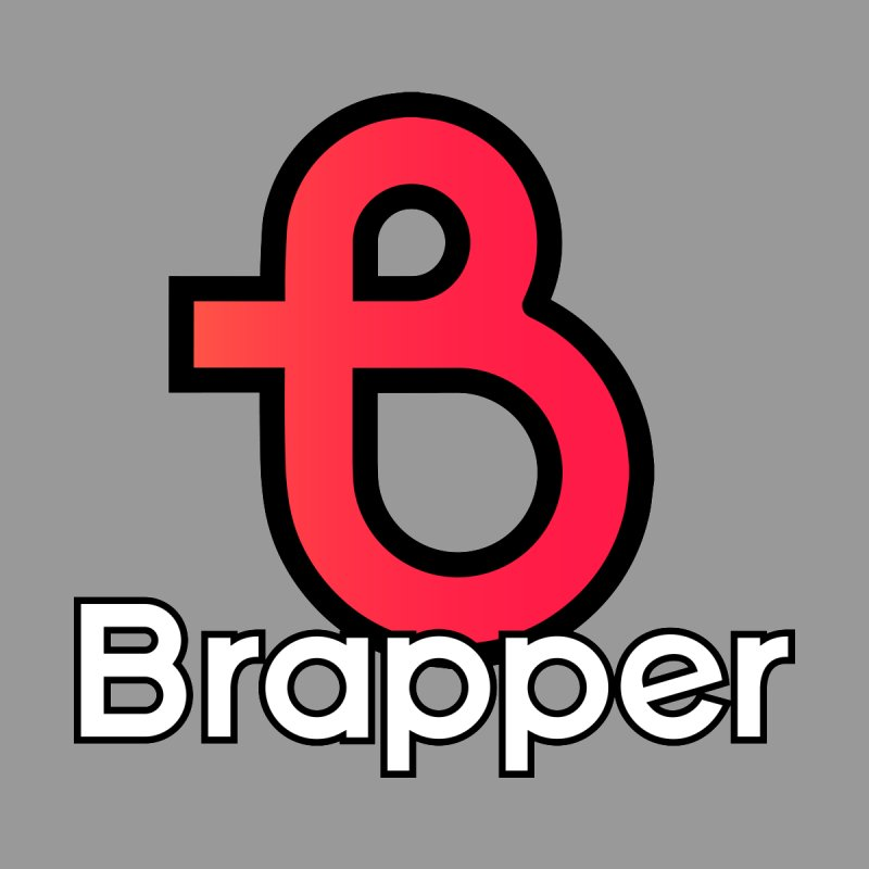 BOLD BRAPPER by THE BRAPPSTORE