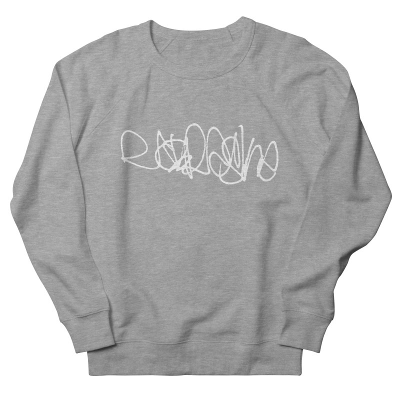 nebraska (graffiti font) Women's Sweatshirt by Brick Alley Studio's Artist Shop