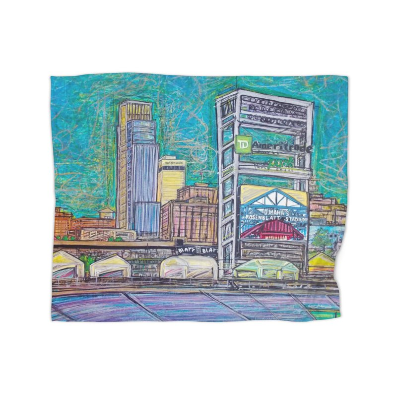New Rosenblatt Home Blanket by Brick Alley Studio's Artist Shop
