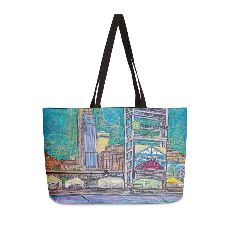 New Rosenblatt Accessories Weekender Bag Bag by Brick Alley Studio's Artist Shop
