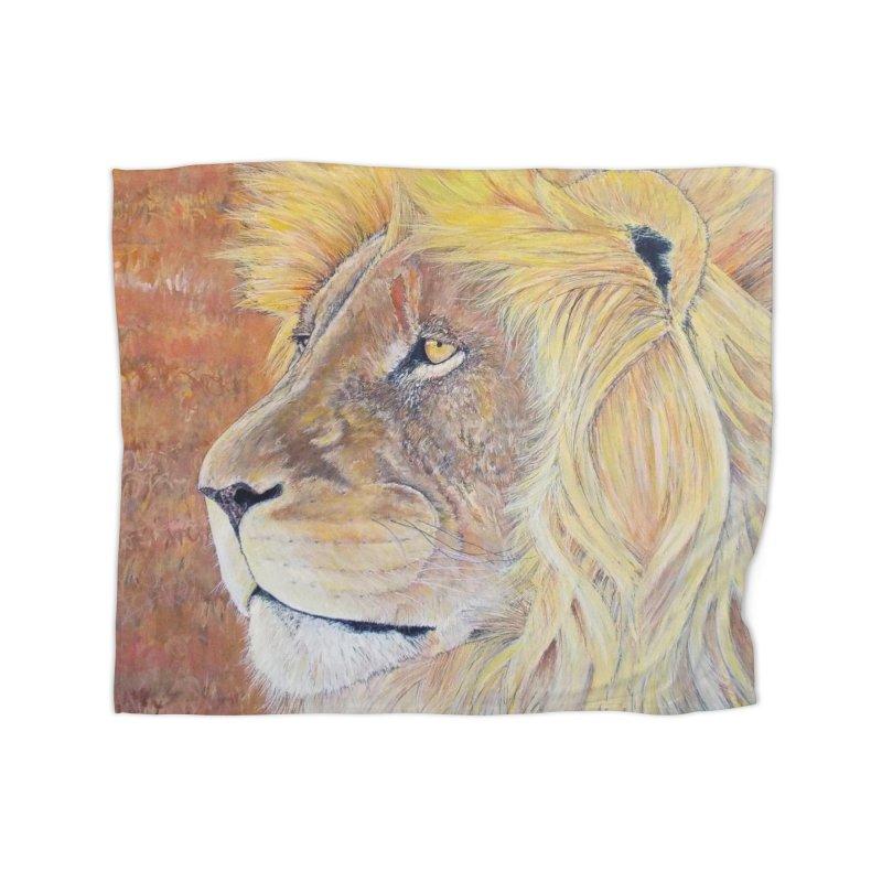 Savanna Nomad Home Blanket by Brick Alley Studio's Artist Shop