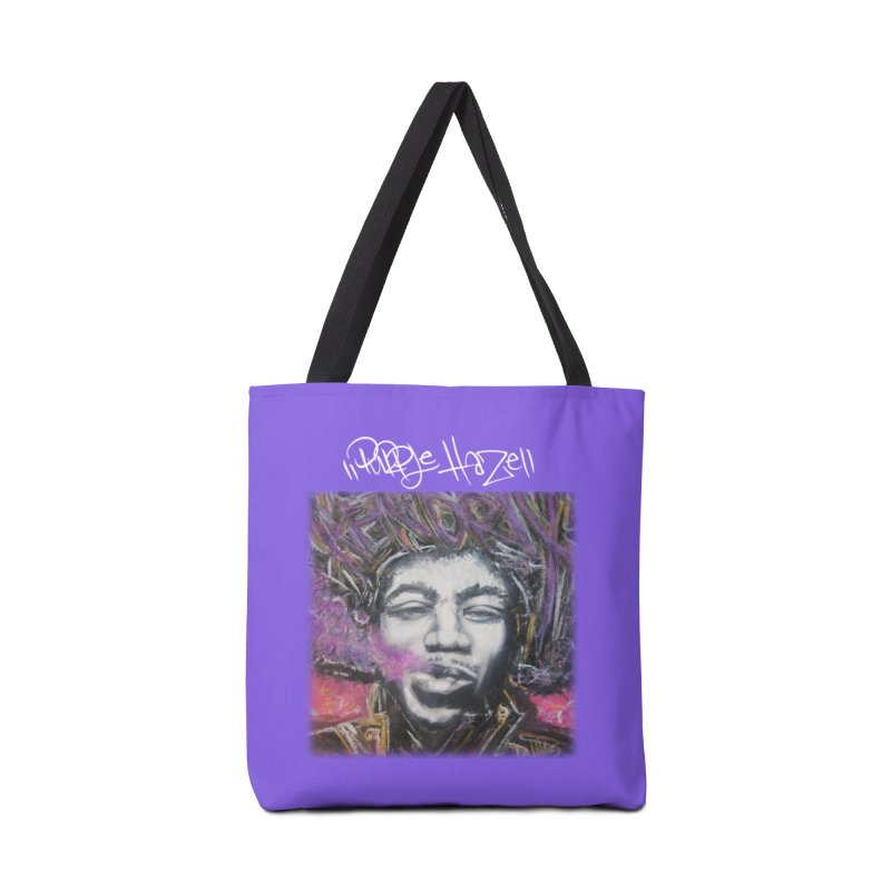 Purple Haze w tag Accessories Bag by Brick Alley Studio's Artist Shop