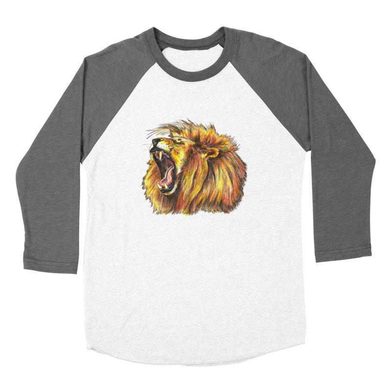 Iron Bars Men's Baseball Triblend Longsleeve T-Shirt by Brick Alley Studio's Artist Shop