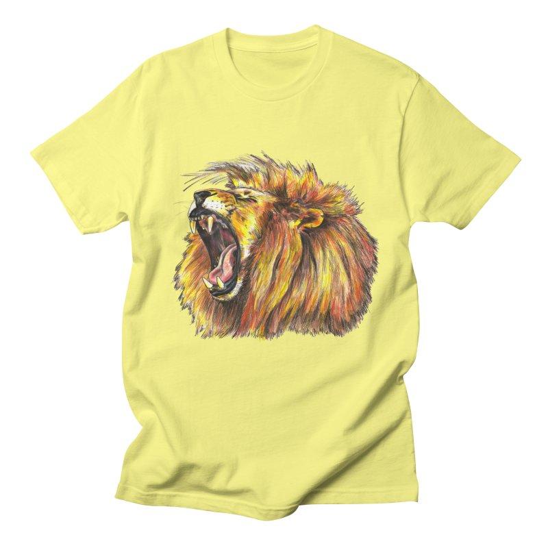 Iron Bars Men's Regular T-Shirt by Brick Alley Studio's Artist Shop