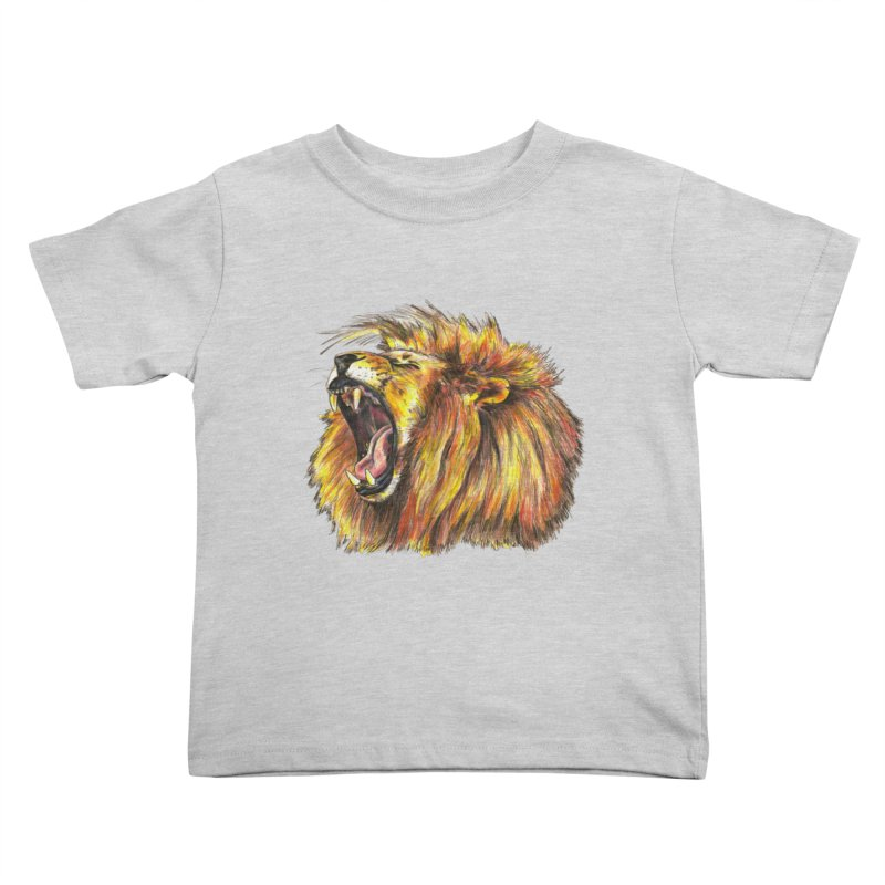 Iron Bars Kids Toddler T-Shirt by Brick Alley Studio's Artist Shop