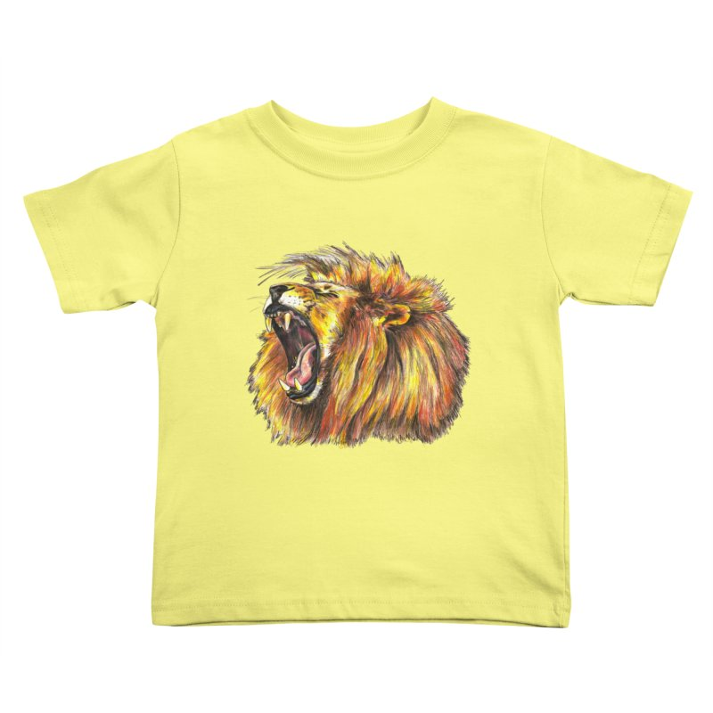 Iron Bars Kids Toddler T-Shirt by Brick Alley Studio's Artist Shop