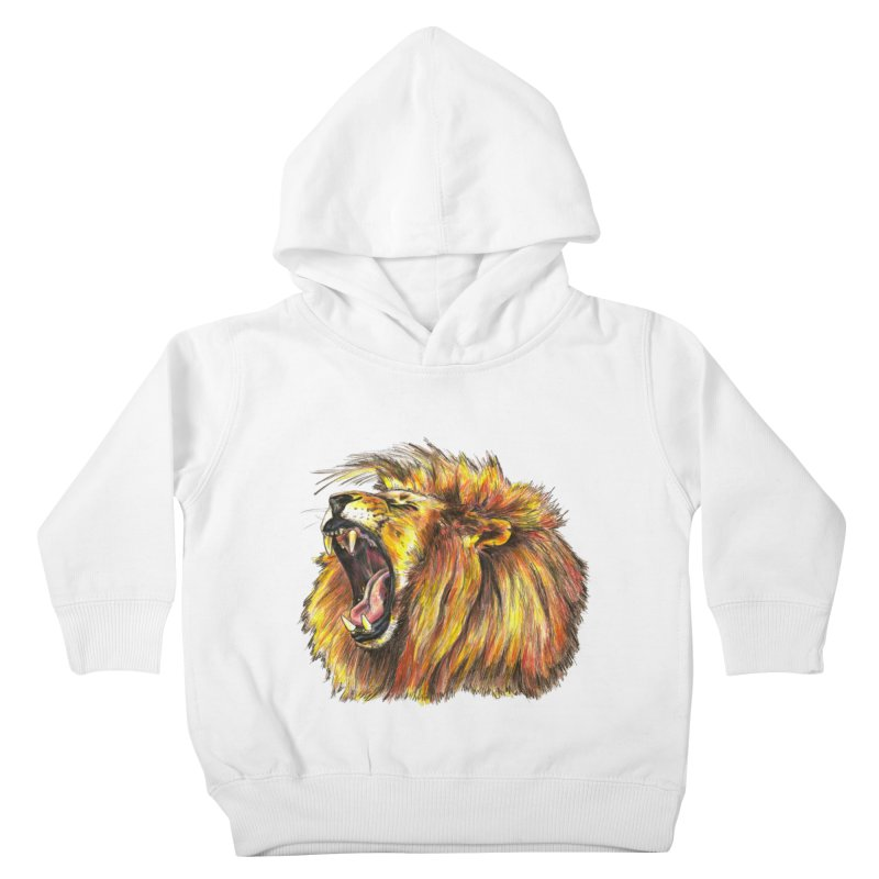 Iron Bars Kids Toddler Pullover Hoody by Brick Alley Studio's Artist Shop