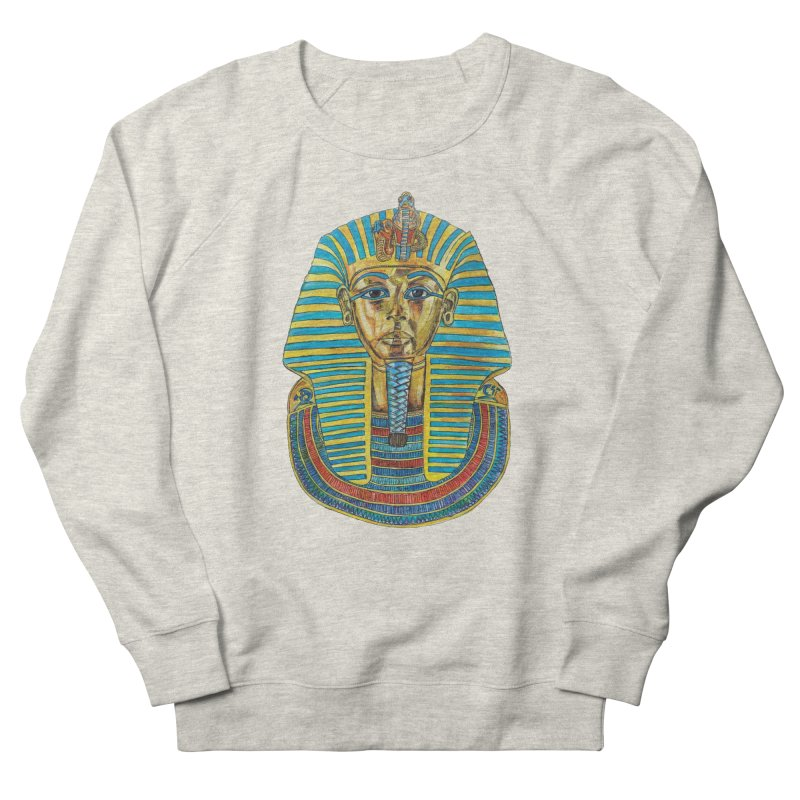 Tut Men's Sweatshirt by Brick Alley Studio's Artist Shop