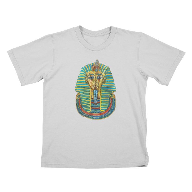 Tut Kids T-Shirt by Brick Alley Studio's Artist Shop
