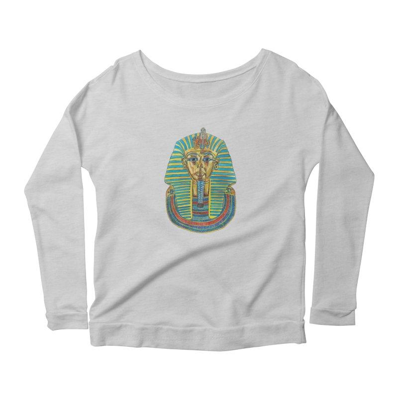 Tut Women's Longsleeve T-Shirt by Brick Alley Studio's Artist Shop