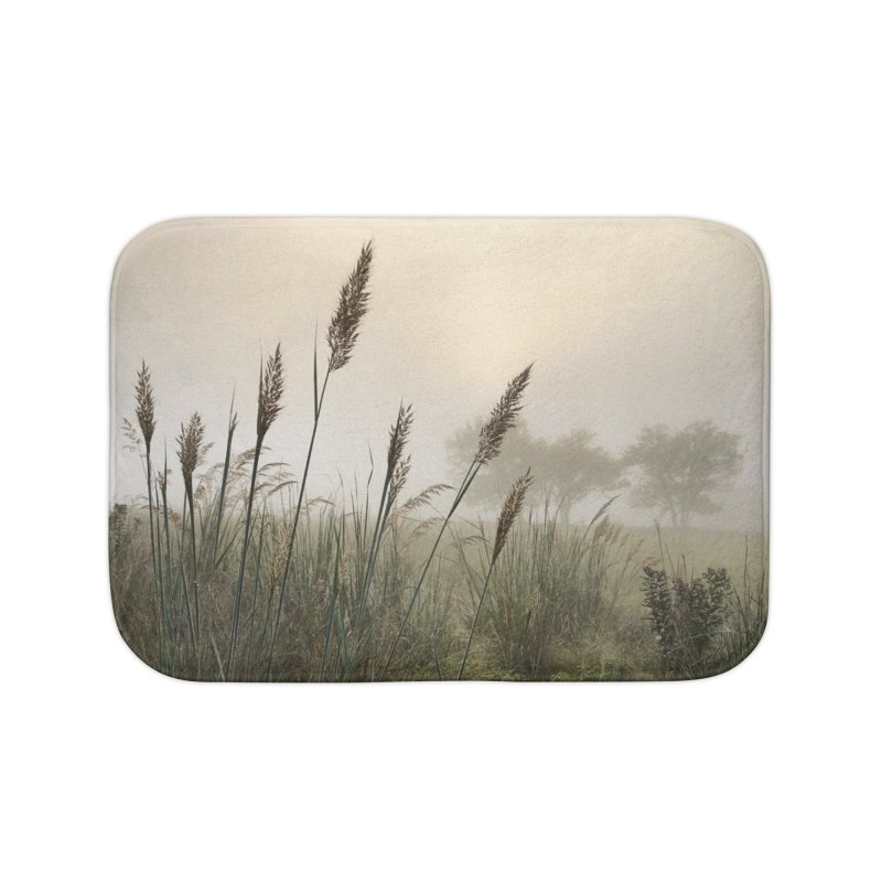 Grasslands in the Morning (photo) Home Bath Mat by Brick Alley Studio's Artist Shop