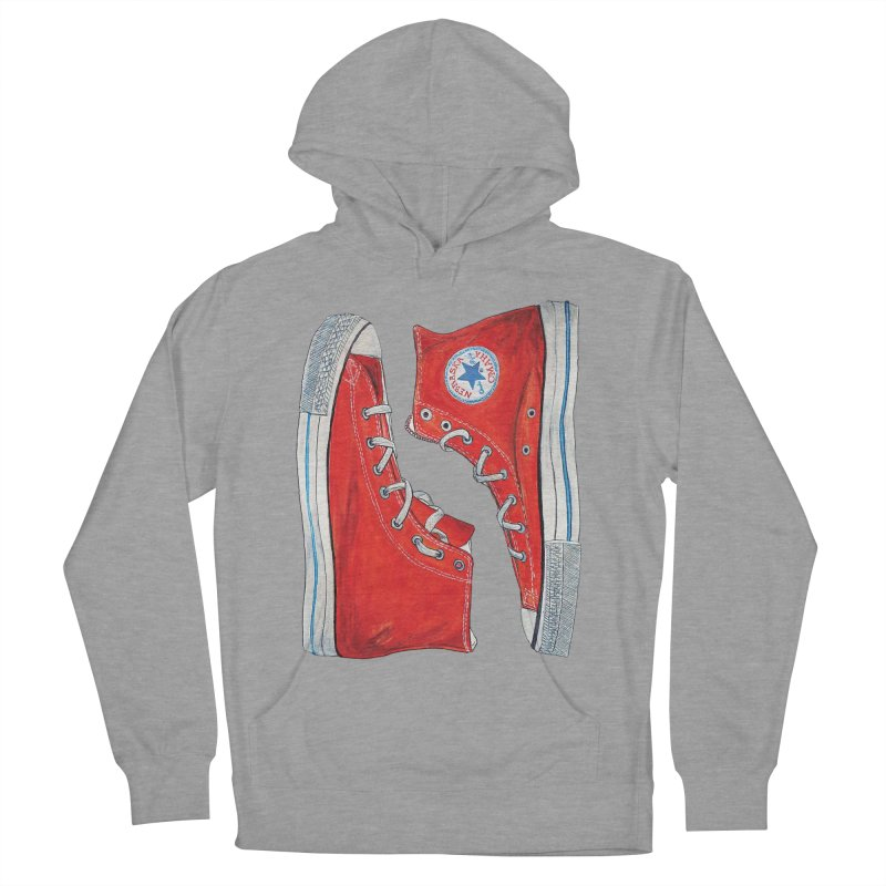 Omaha Nebraska Chucks Men's Pullover Hoody by Brick Alley Studio's Artist Shop