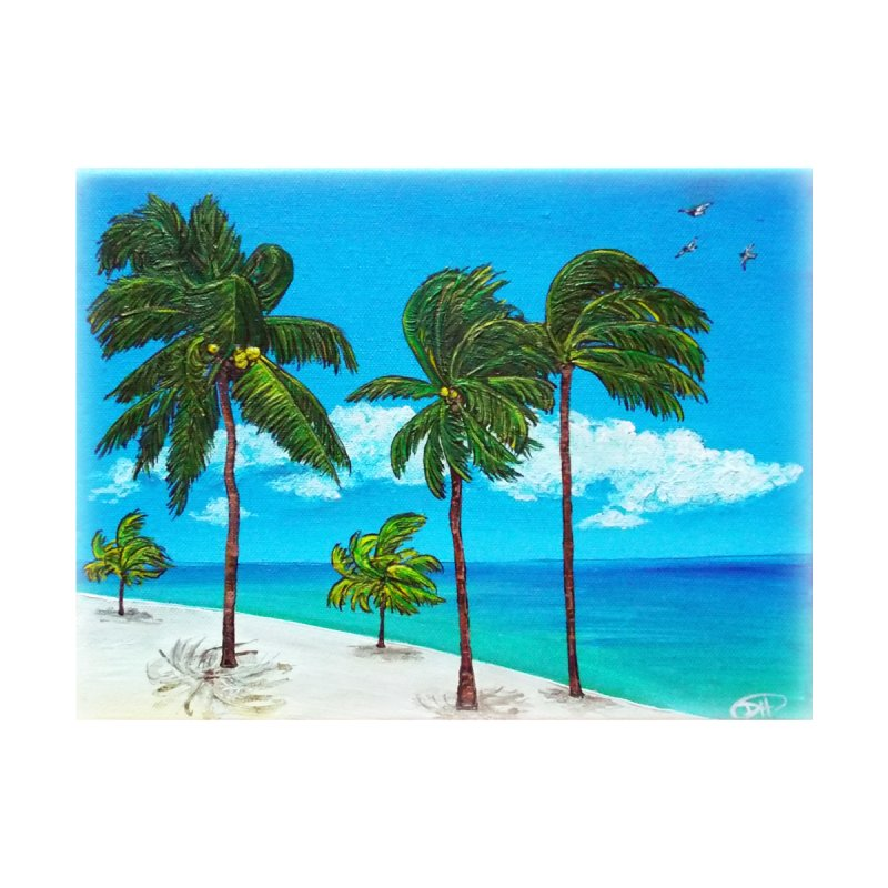 Varadero Beach Home Fine Art Print by Brick Alley Studio's Artist Shop