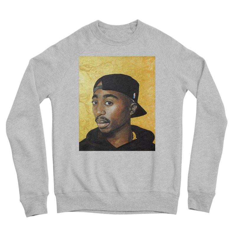 Life Goes On Men's Sponge Fleece Sweatshirt by Brick Alley Studio's Artist Shop
