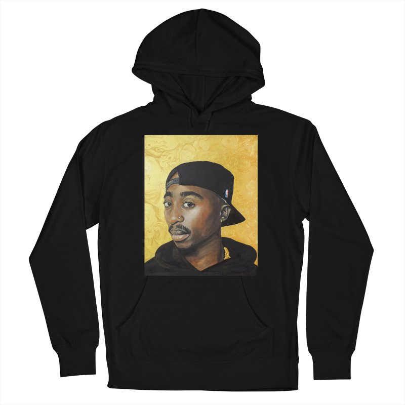 Life Goes On Men's French Terry Pullover Hoody by Brick Alley Studio's Artist Shop
