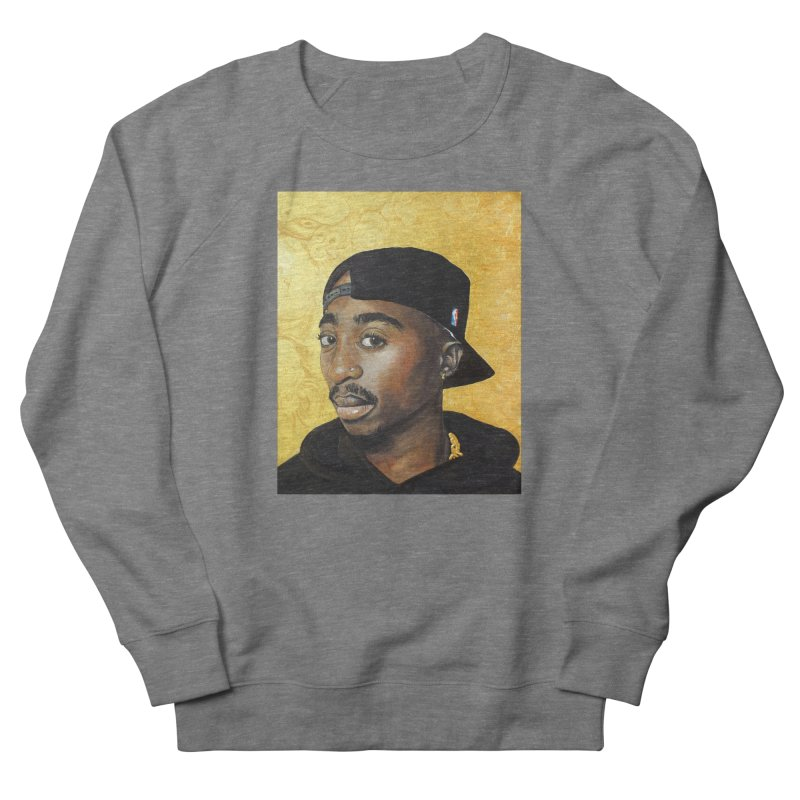Life Goes On Men's French Terry Sweatshirt by Brick Alley Studio's Artist Shop