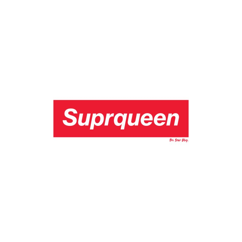 Suprqueen Men's T-Shirt by BroBearAtelier