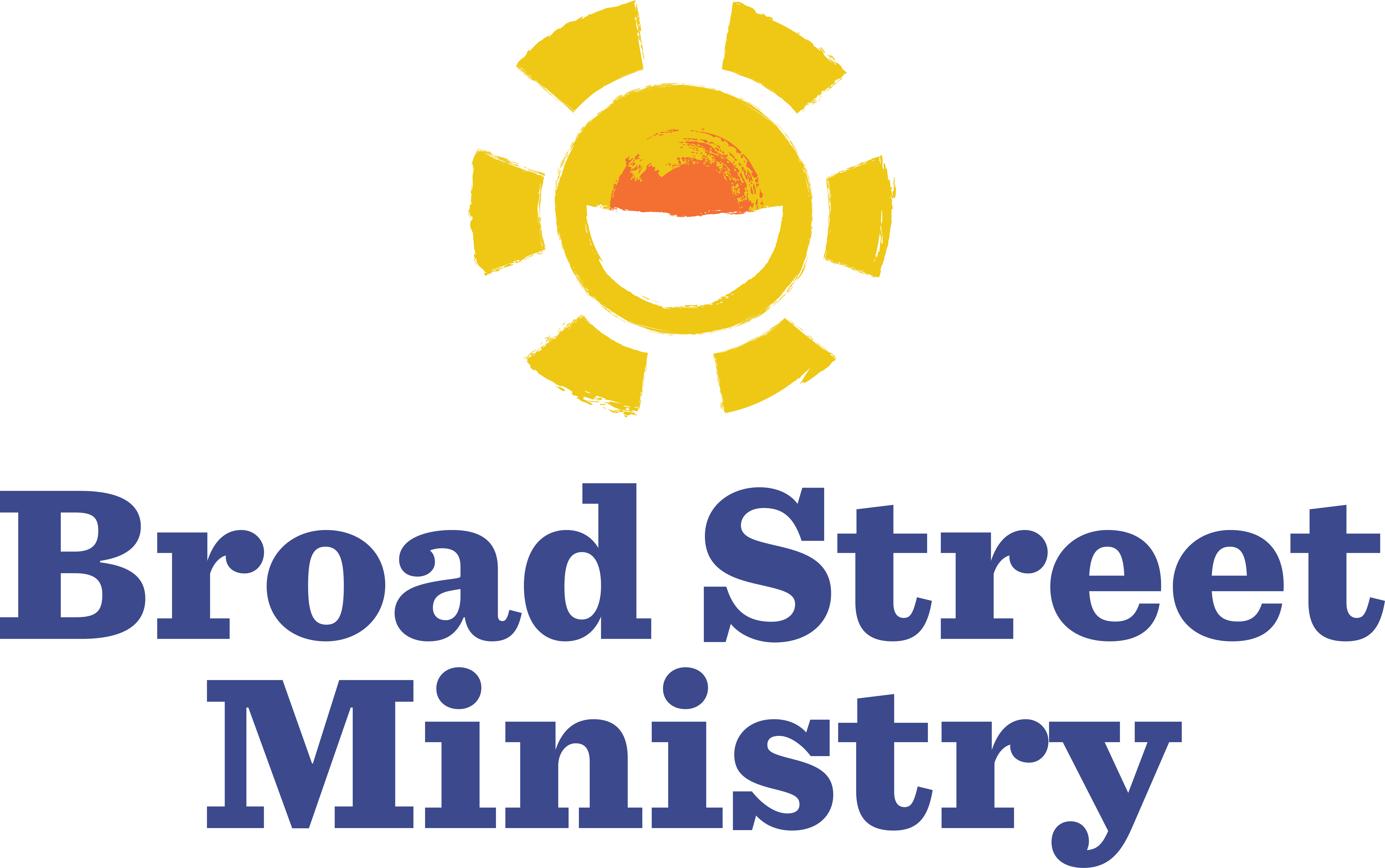 Logo for Broad Street Ministry
