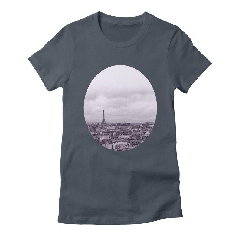 La vie en violet Women's T-Shirt by BrocoliArtprint