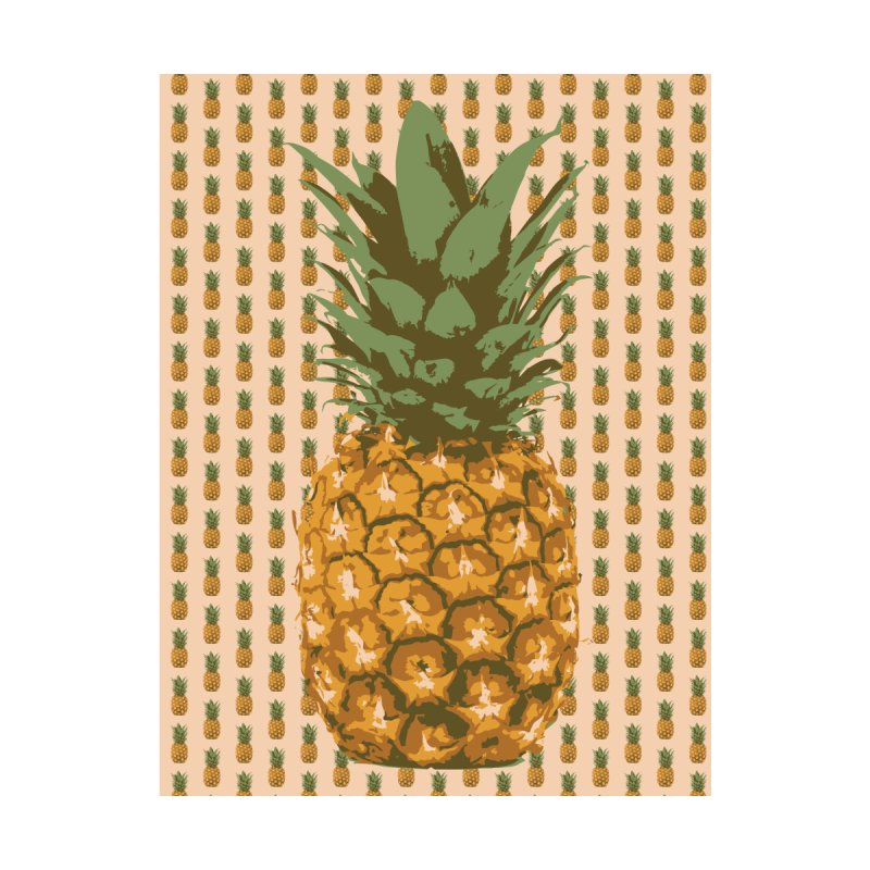 Pineapples Women's T-Shirt by BrocoliArtprint