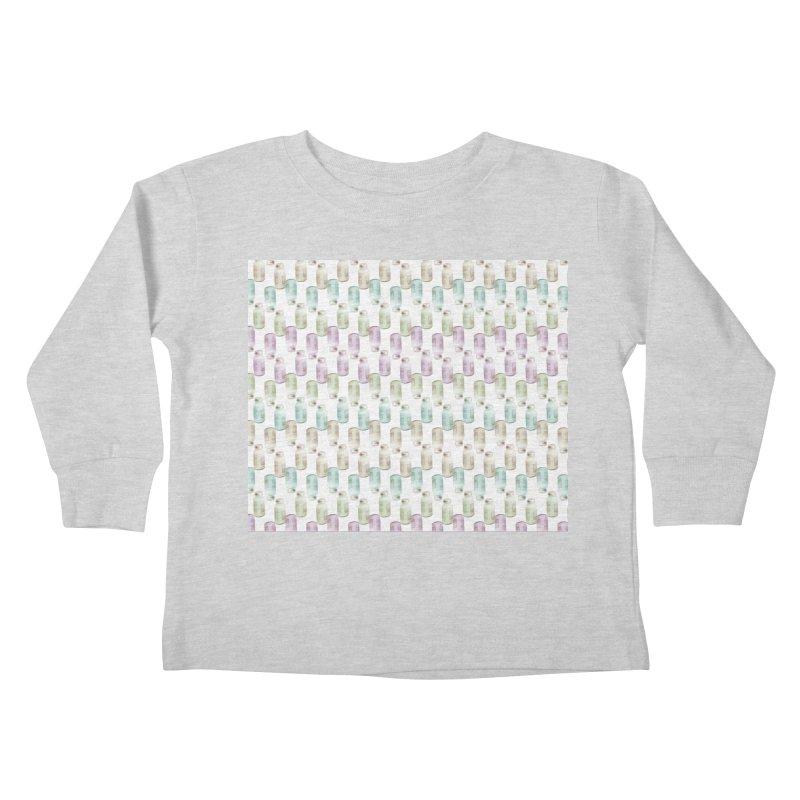 Drink Me Kids Toddler Longsleeve T-Shirt by BrocoliArtprint