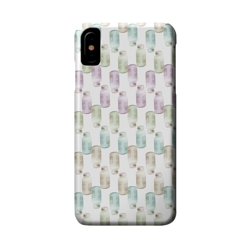 Drink Me Accessories Phone Case by BrocoliArtprint