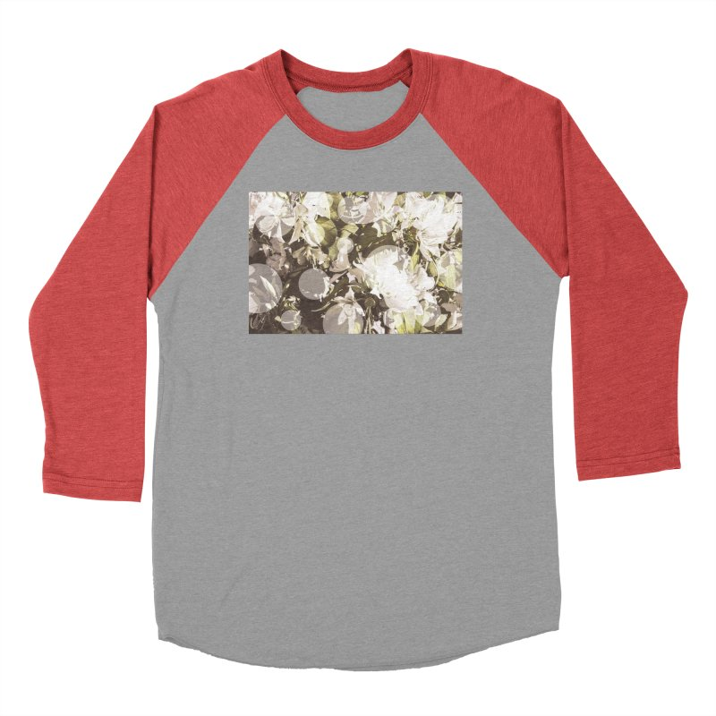 Flowers and Dots Men's Longsleeve T-Shirt by BrocoliArtprint