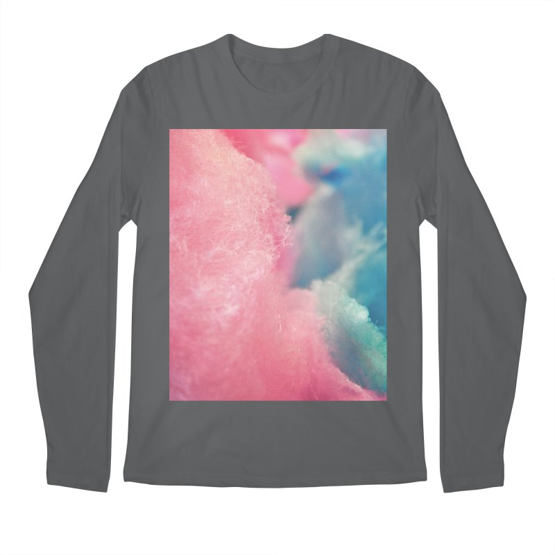 CottonCandy Men's Longsleeve T-Shirt by BrocoliArtprint