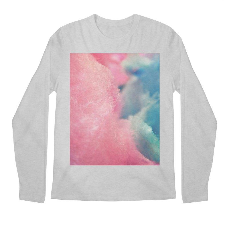 CottonCandy Men's Longsleeve T-Shirt by BrocoliArtprint