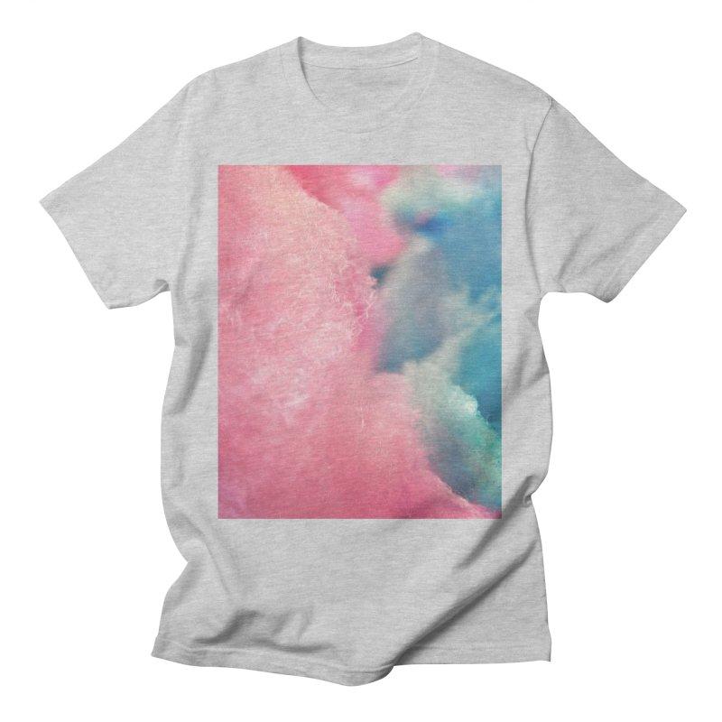 CottonCandy Men's T-Shirt by BrocoliArtprint