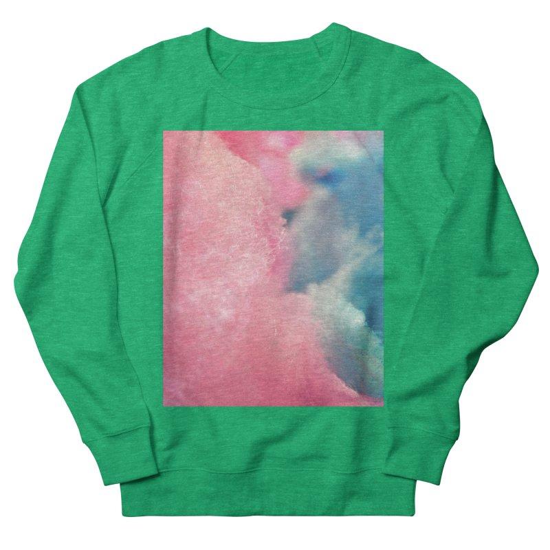 CottonCandy Women's Sweatshirt by BrocoliArtprint
